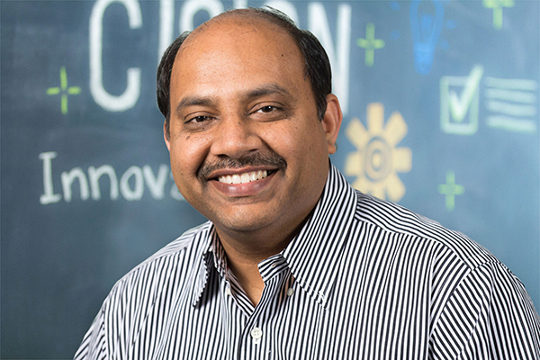 Rakesh Kumar, Chief Information Security Officer